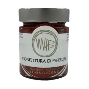 Confettura di Peperone di Senise IGP